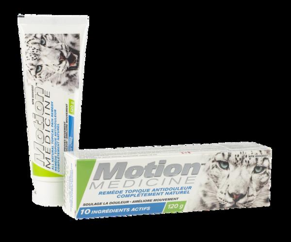 Motion Medicine topical pain cream