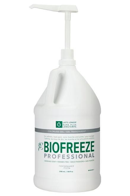 Biofreeze Professional Gallon Pump