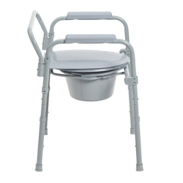 folding commode by Drive Medical 11158