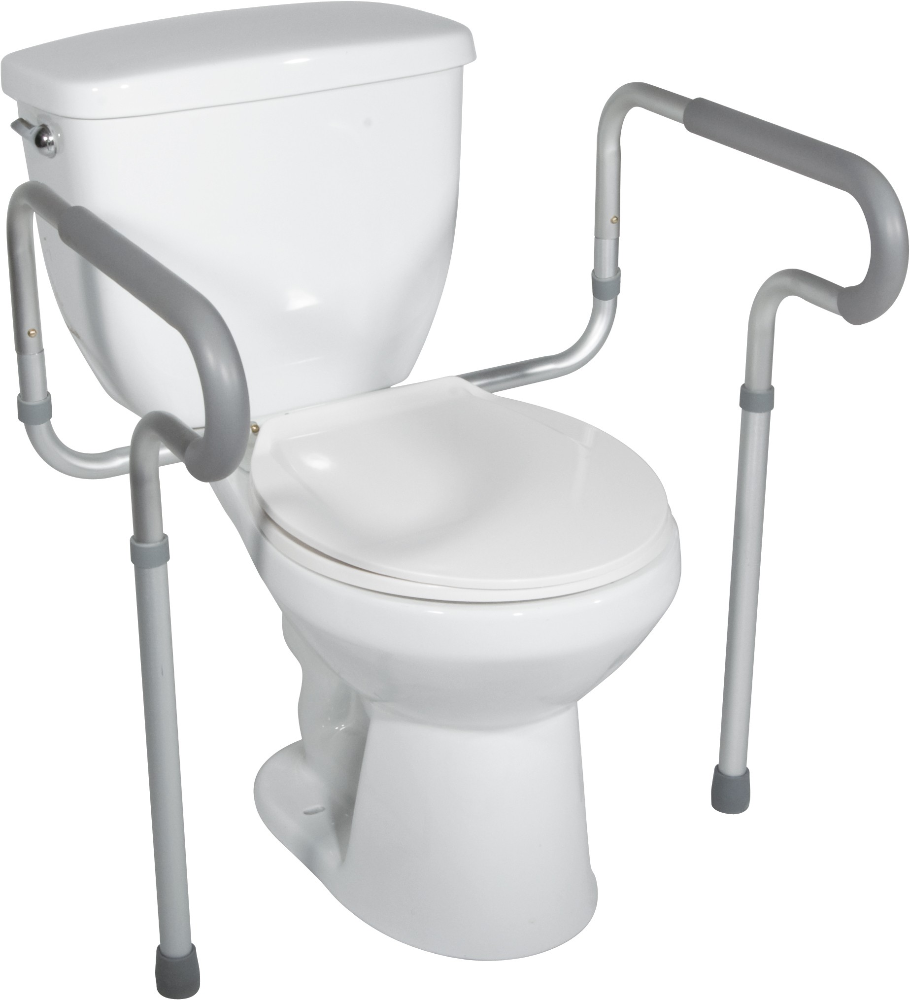Outstanding Toilet Safety Frame With Padded Arms Bralicious Painted Fabric Chair Ideas Braliciousco