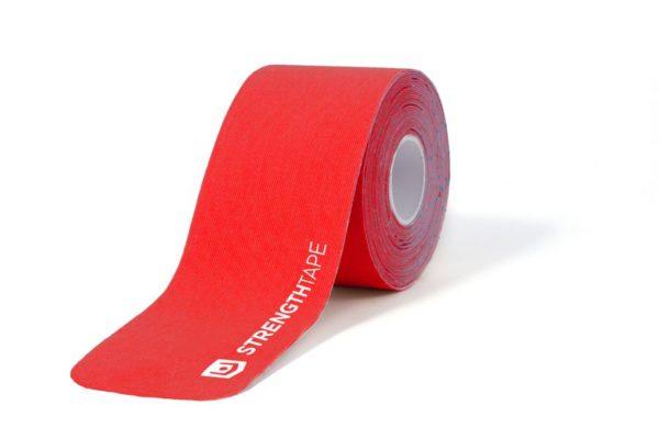 Strength_Tape_Kinesio Tape UC Red
