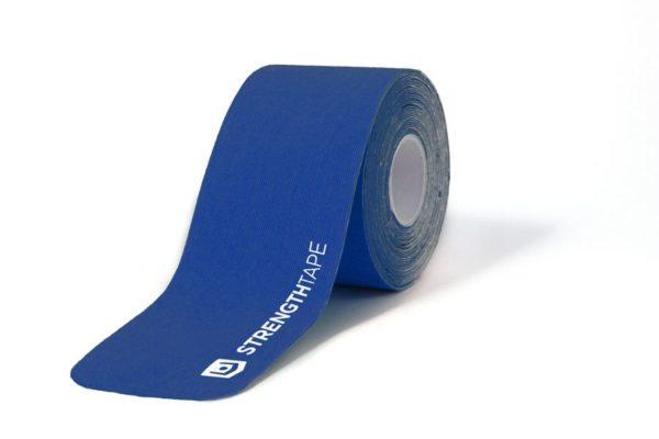 Strength_Tape_Kinesio Tape UC_BlackRoyal_Blue