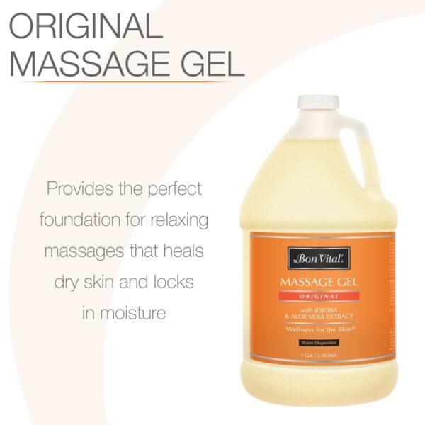 Bon Vital Original Massage Gel