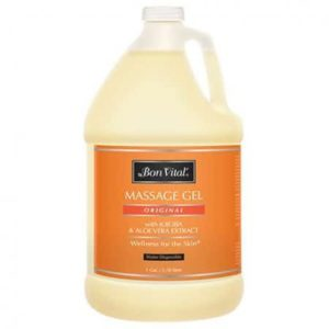 Bon Vital Original Massage Gel - 1 Gallon
