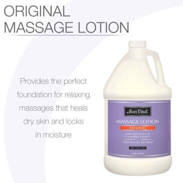 Bon Vital Original Massage Lotion