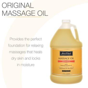 Bon Vital Original Massage Oil