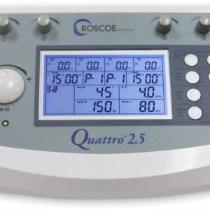 Quattro 2.5 4-Channel Electrotherapy by Roscoe/Compass