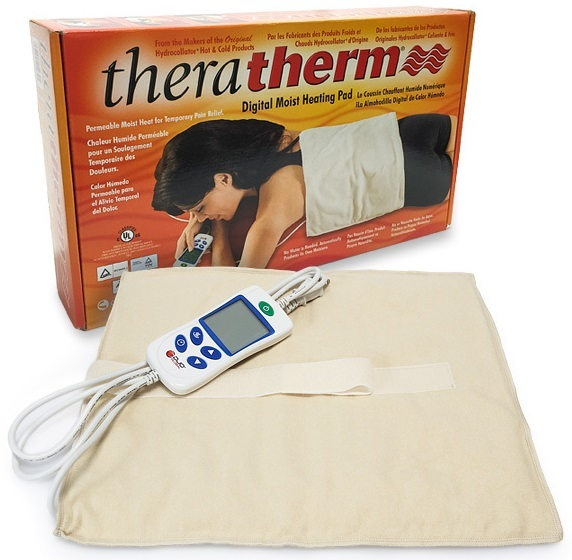 Theratherm Digital Moist Heat Pack
