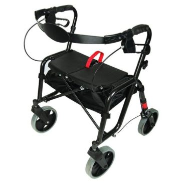 Lightweight Easy Foldable Rollator 5305 PCP