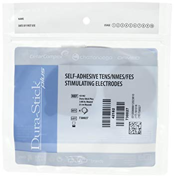 Chattanooga Dura-Stick-Plus-Electrodes