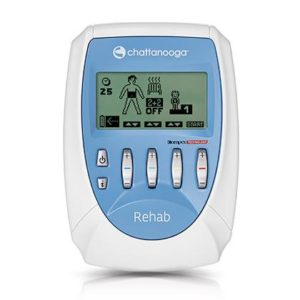 Chattanooga Rehab 4 Channels Stimulator TENS EMS TORONTO