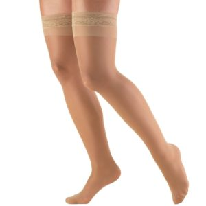 Truform 0264_Sheer-Thigh-High-Compression Stockings