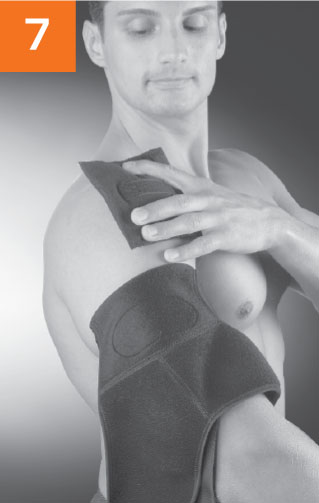 07262 Omo-HiT® Shoulder Joint Brace for Immobilisation by SporLastic