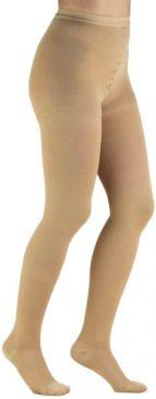 TruForm Classic Medical Pantyhose Compression Stockings 20-30mmHg / Unisex Closed Toe 1756, 1758