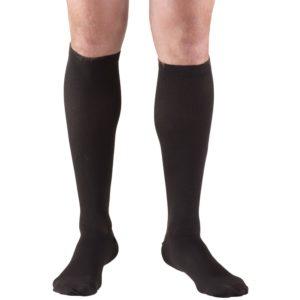 Truform Knee High Socks / Men's Dress Style / 20-30mmHg 1944