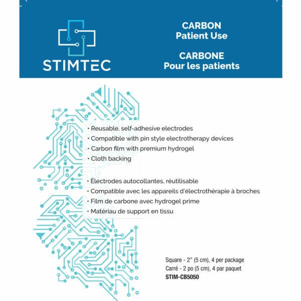 StimTec Carbon Electrodes
