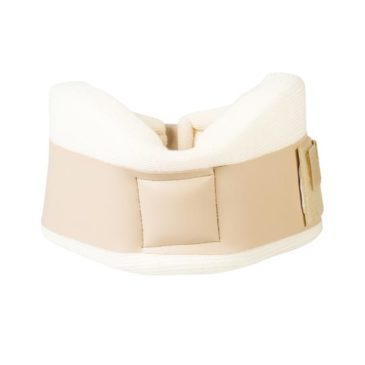 """Foam Cervical Collar with Reinforce Vinyl Strap 2"""" by Core Products"""