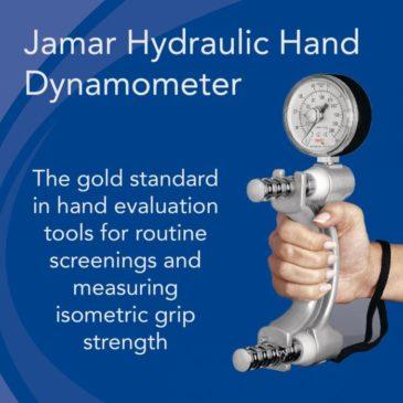 Jamar Hydraulic Hand Dynamometer