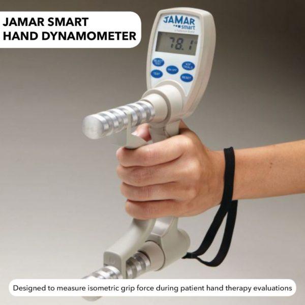 Jamar plus hand dynamometer