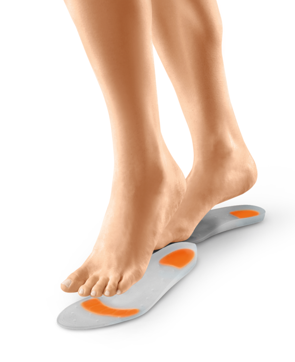 Calcalastic®Long Insole by Sporlastic from Germany