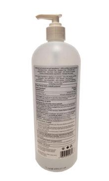 One Step Live Clean Hand Sanitizer 1 Litre Pump