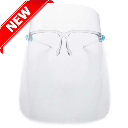 NEW MODEL !!! Protective Face Shield for COVID-19