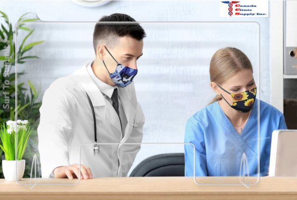 Acrylic Sneeze Safety Guard