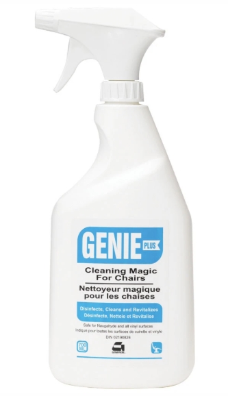 Genie Plus Disinfects Cleaner