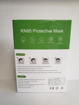 KN95 5-Layer Face Masks 10 pcs