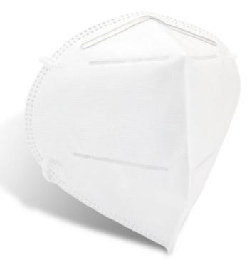 KN95 4-Layer Face Mask (Box of 5 pcs)
