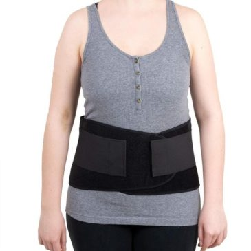 "Double Pull Back Brace (Regular Fit) 28"" - 39"""