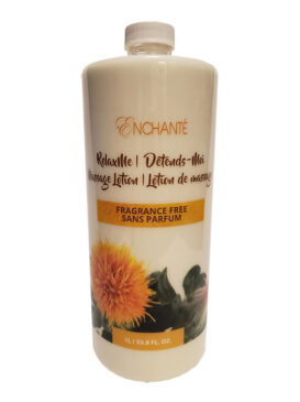 Enchante RelaxMe Massage Lotion with Arnica