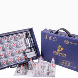 Korean 17 cupping Set