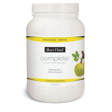 Bon Vital' Complete Creme Gallon Jar