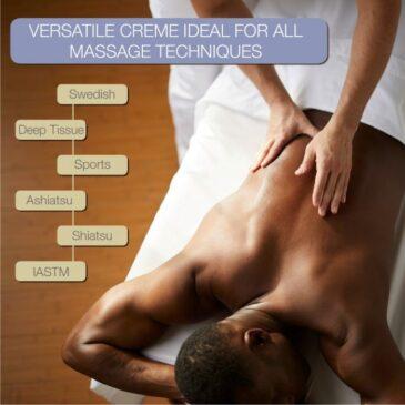 Bon Vital Deep Tissue Massage Lotion