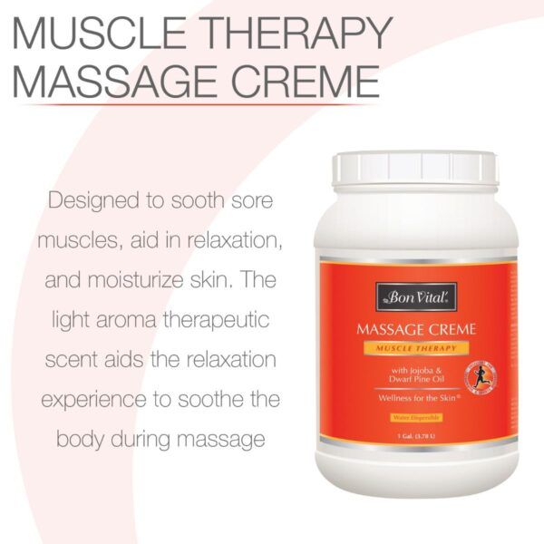 Bon Vital Muscle Therapy Creme
