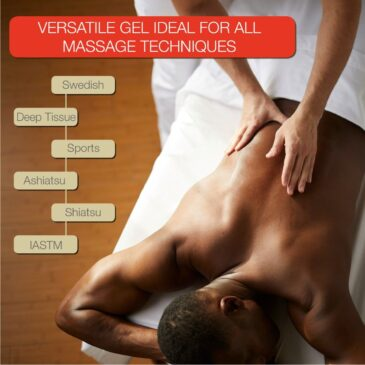 Bon Vital Muscle Therapy massage products line