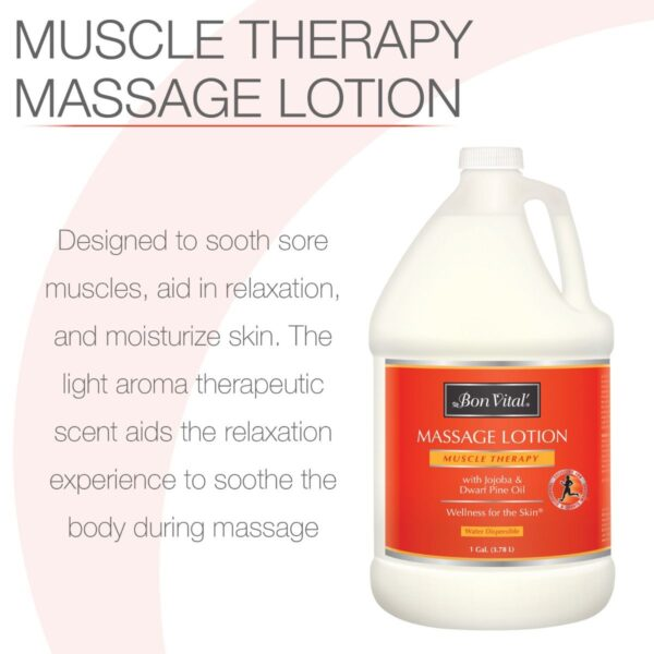 Bon Vital Muscle Therapy Lotion