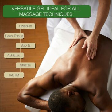 Bon Vital' Organica Massage Gel