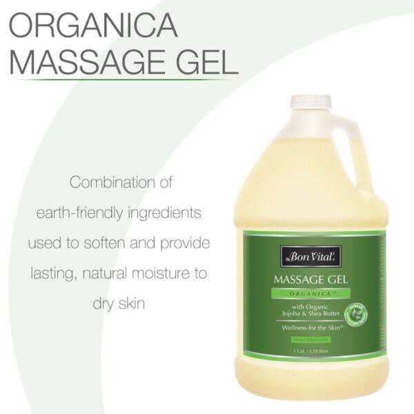 Bon Vital' Organica Massage Gel