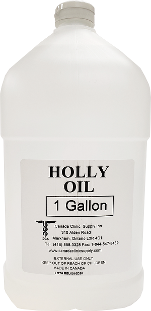 Holly Massage Oil