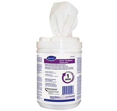 Oxivir TB disinfectant wipes