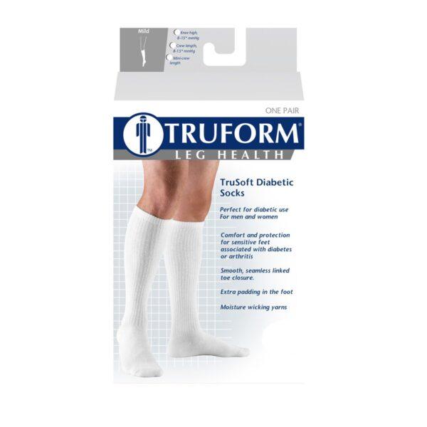 TruSoft Diabetic Socks