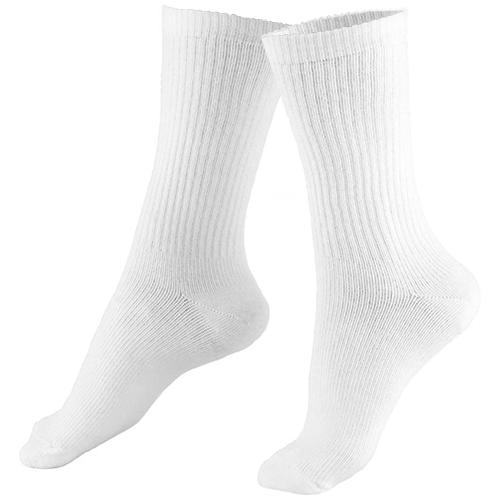 TruSoft Diabetic Socks - Crew Length
