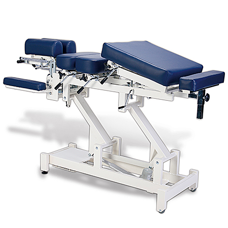 Chiro-Tech 4 drops elevation hi-lo chiropractic table
