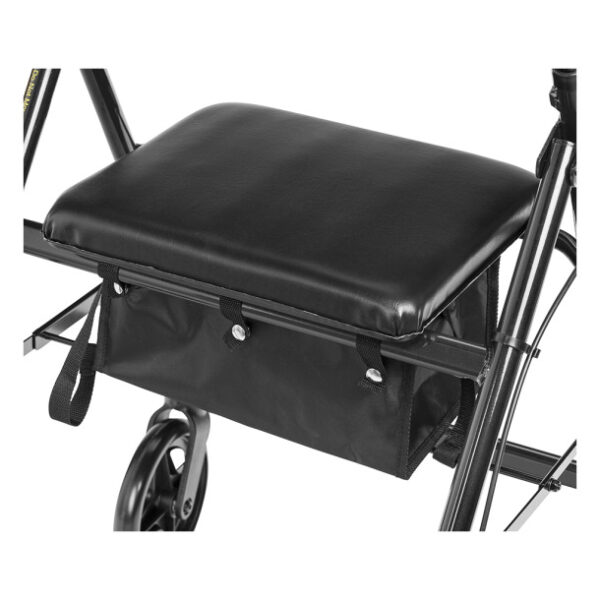 """Aluminum Rollator, 6"""" Casters by Drive Medical"""