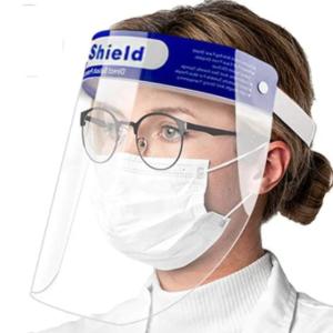 Health Care Use Protective Face Shield for COVID-19