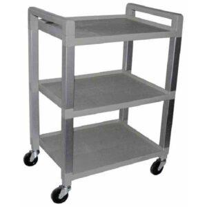 3 Shelves Poly Utility Cart