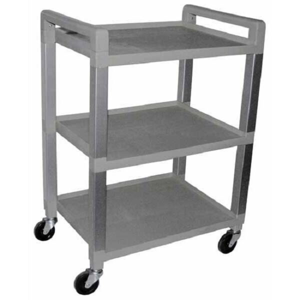 3 Shelves Poly Utility Cart
