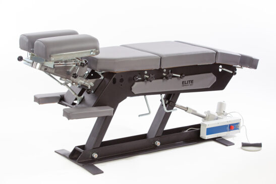 Elite Electric Elevation Chiropractic Table